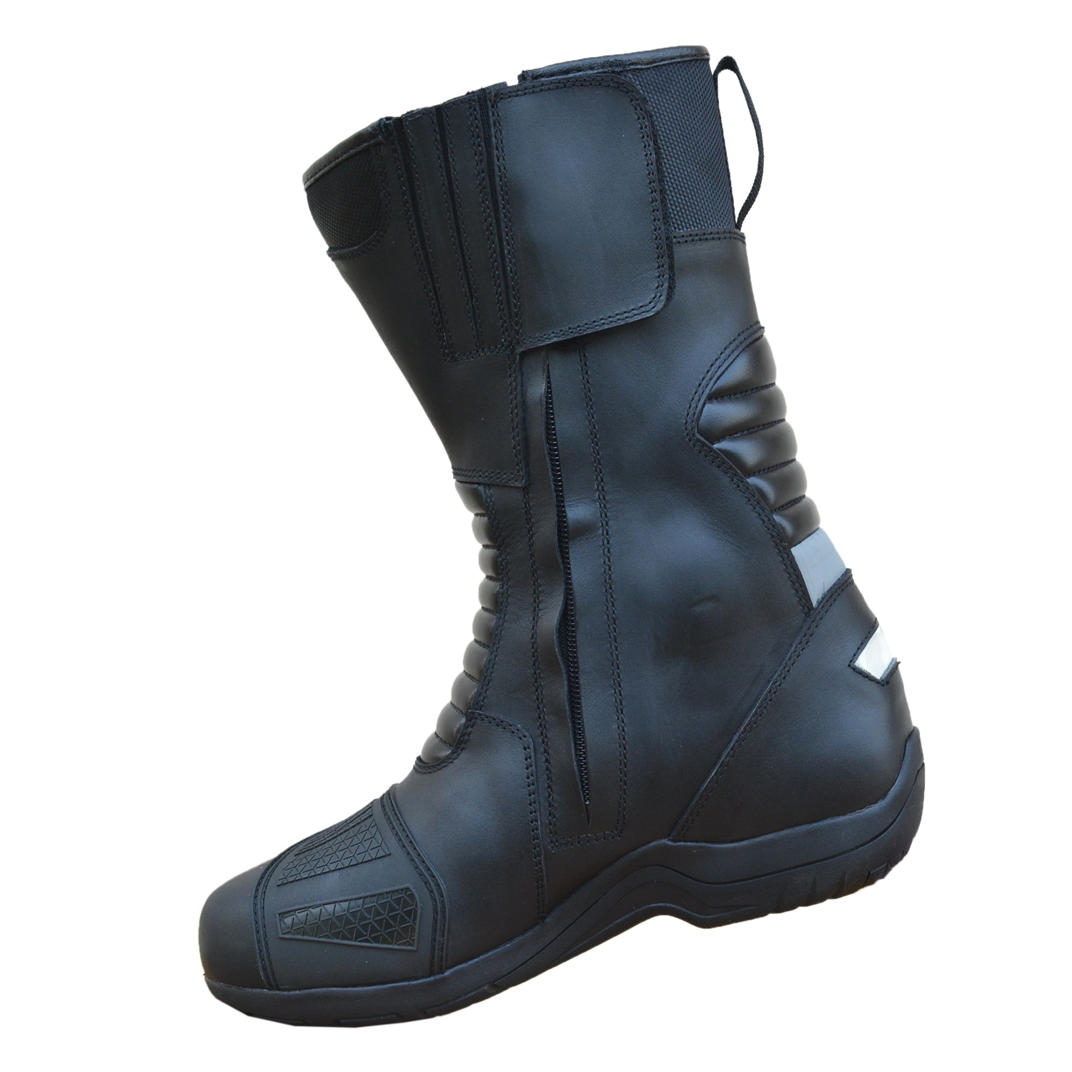 Touring Boots side