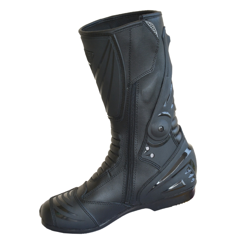 Motorbike Racing Boots Side