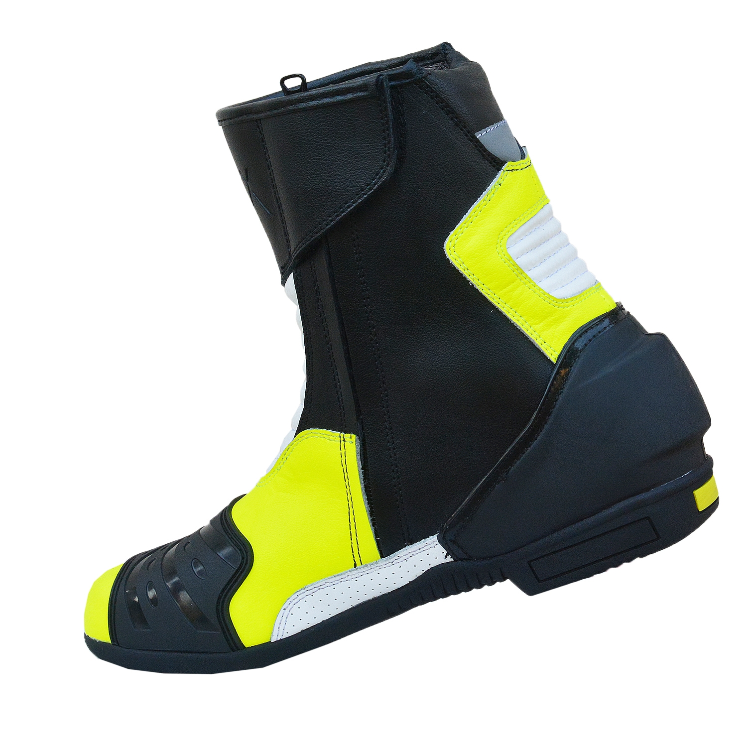 Short Racing Boots side